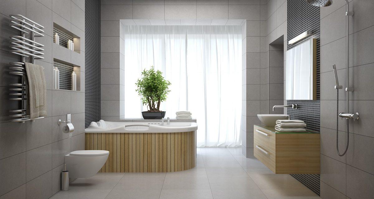 Nowoczesne meble do łazienki – styl skandynawski